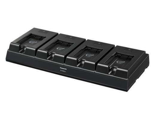FZ-VCBN121M Panasonic TOUGHBOOK N1 4-Bay Battery Charger