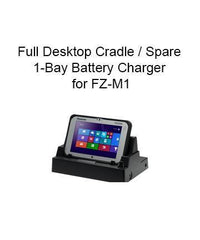 FZ-VEBM12AU Panasonic Full Desktop Cradle with Spare Battery Charger for TOUGHBOOK M1