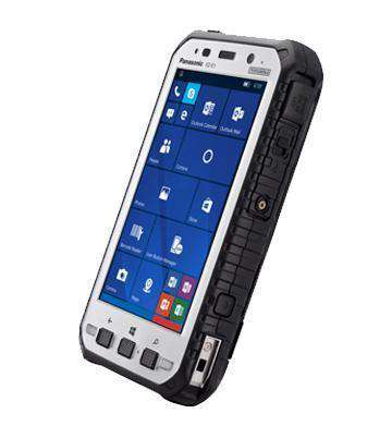 Panasonic <br>Toughpad FZ-E1 <br>5-in Windows® <br>Fully-rugged<br>