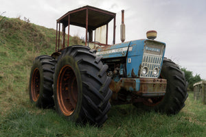 Tractor 8 - Chris Gillman Gable Photography