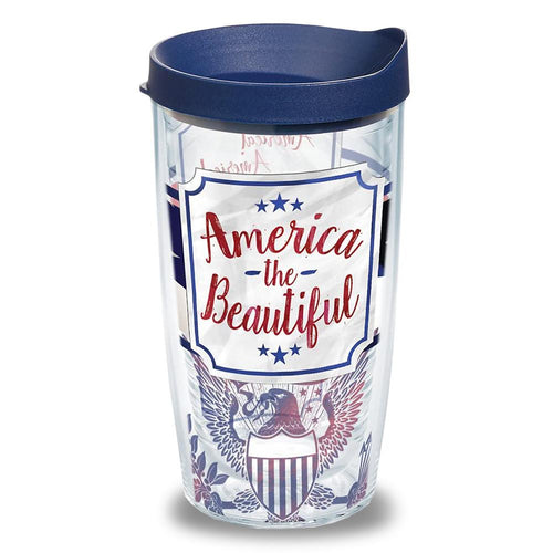 America The Beautiful 16oz Tervis Tumbler