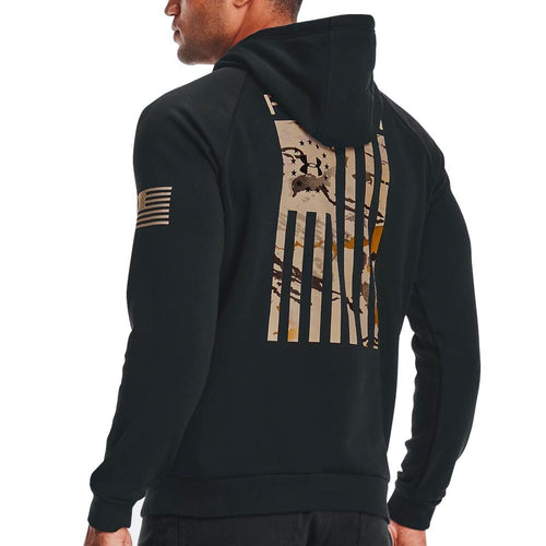 Under Armour Freedom Flag Rival PO Hood (Black)