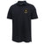 Army Under Armour Tactical Performance Polo (Black)