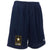 Army Champion Star Logo Mesh Short