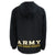 Army Star Champion Packable Jacket (Black)