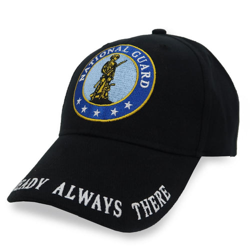 National Guard Hat (Black)