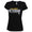 Army Ladies Veteran Defender T-Shirt (Black)