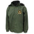 Army Star Reversible Jacket (Olive/Black)