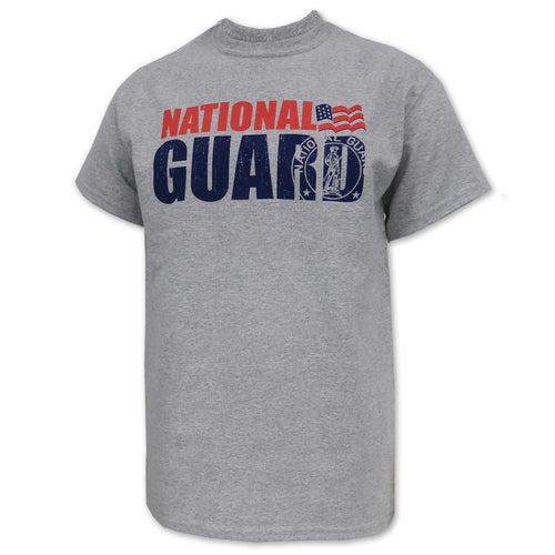 National Guard T-Shirt (Grey)