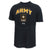 Army Under Armour Hooah Star Hi-Tech Novelty T-Shirt (Black)