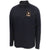 Army Star Under Armour Performance 1/4 Zip (Black)