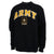 Army Star Fleece Crewneck (Black)