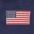 AMERICAN FLAG UNDER ARMOUR CHARGED COTTON 1/4 ZIP (NAVY) 2