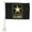 ARMY 2 SIDED CAR FLAG (12