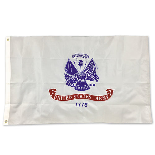 ARMY 2 SIDED EMBROIDERED FLAG (3'X5') 2