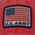 ARMY AMERICAN FLAG TRUCKER HAT (SCARLET) 1