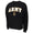 ARMY ARCH STAR CREWNECK (BLACK) 1