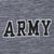 ARMY ASPEN PERFORMANCE 1/4 ZIP (GREY HEATHER)