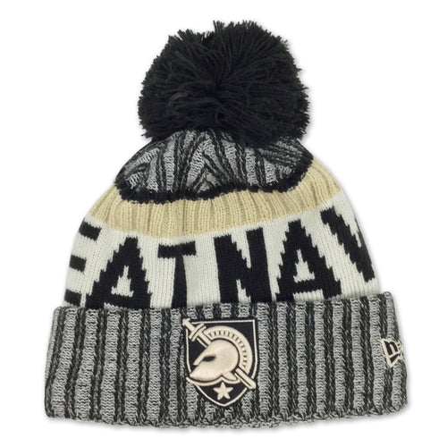 ARMY BEAT NAVY KNIT (BLACK) 3