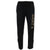 ARMY CHAMPION MEN'S FIELD DAY FLEECE PANT (BLACK) 3