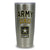 ARMY DAD STAINLESS STEEL TUMBLER (SILVER) 1