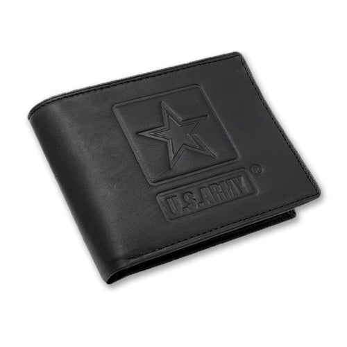 ARMY EMBOSSED BIFOLD WALLET 2