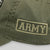 ARMY PATCH FLAG HAT (MOSS) 3