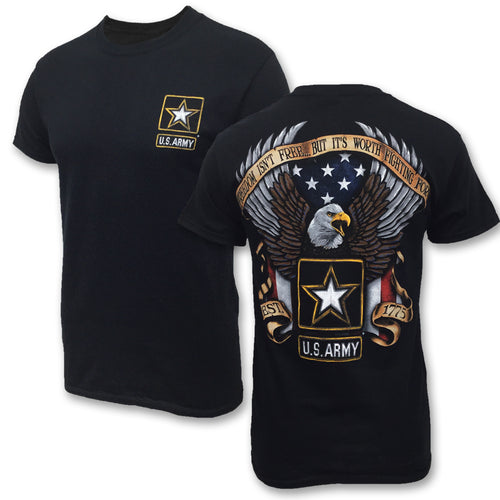 ARMY FREEDOM ISNT FREE T-SHIRT 6