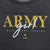 ARMY GIRL LADIES 3/4 SLEEVE T-SHIRT (BLACK) 2