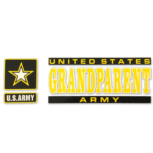 ARMY GRANDPARENT DECAL 1