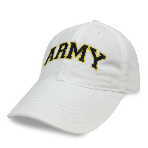 ARMY LADIES ARCH HAT (WHITE) 4