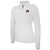 ARMY LADIES CHAMPION UNIVERSITY LOUNGE 1/4 ZIP (WHITE) 1