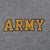 ARMY LADIES DAKOTA QUARTER ZIP PULLOVER (GREY)
