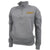 ARMY LADIES DAKOTA QUARTER ZIP PULLOVER (GREY) 1