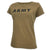 ARMY LADIES LOGO CORE T-SHIRT (COYOTE BROWN) 1