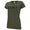 ARMY LADIES LOGO CORE T-SHIRT (OD GREEN) 2