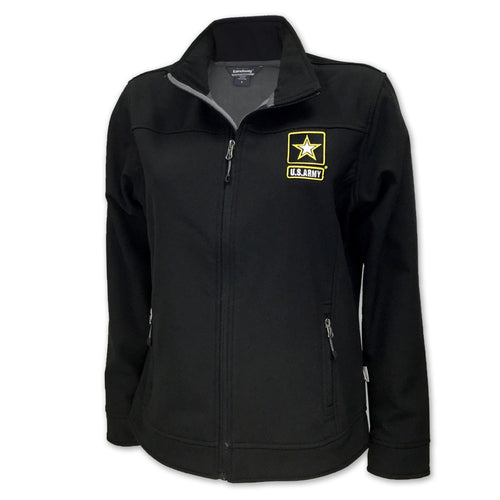 ARMY LADIES SOFT SHELL JACKET 5