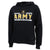 ARMY LADIES UNDER ARMOUR STAR LOGO ALL DAY FLEECE HOOD (BLACK) 3