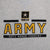ARMY LADIES UNDER ARMOUR STAR LOGO ALL DAY FLEECE HOOD (GREY)