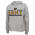 ARMY LADIES UNDER ARMOUR STAR LOGO ALL DAY FLEECE HOOD (GREY) 1