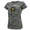 ARMY LADIES VINTAGE STENCIL T-SHIRT (CAMO) 1