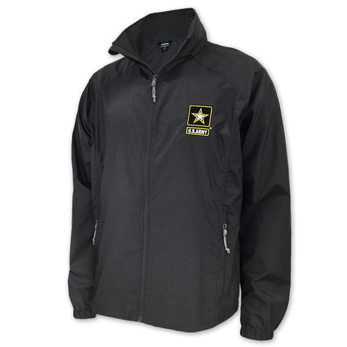 ARMY LIGHTWEIGHT FULL ZIP (GRAPHITE) 4