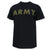 ARMY LOGO CORE T-SHIRT (BLACK/OD GREEN)