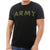 ARMY LOGO CORE T-SHIRT (BLACK/OD GREEN) 2