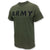 ARMY LOGO CORE T-SHIRT (OD GREEN) 2