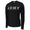 ARMY LONG SLEEVE PERFORMANCE T (BLACK) 2