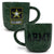 ARMY MARBLED 17 OZ MUG (GREEN) 2