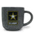 ARMY MARBLED 17 OZ MUG (GREY)