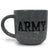 ARMY MARBLED 17 OZ MUG (GREY) 1