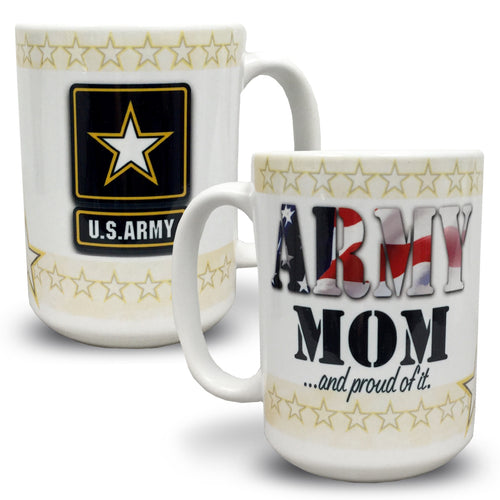 ARMY MOM COFFEE MUG 4